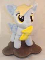 Thundercloud Derpy by PlanetPlush