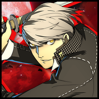 Shadow Yu - Persona 4 Arena Ultimax Avatar by seraharcana