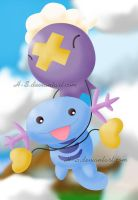 Up up and away by H-S