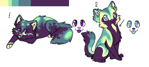 Color Pallete Adopts by Anni-Adoptables