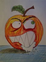Mad Apple by SnatchMind