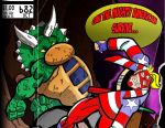 The Mighty American #682 aged and torn by bogmonster
