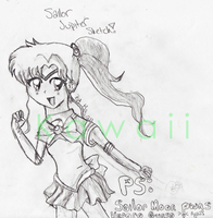 Sailor Moon- Sailor Jupiter by xxXKawaii-SanXxx