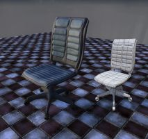 Office chair by FredrikH