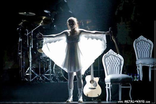 Within Temptation Enschede 03 by Metal-ways