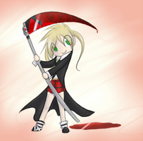 maka was a good girl by the-doodle-queen