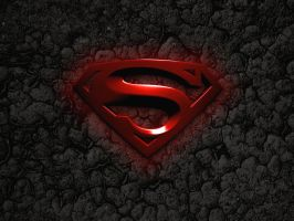 Superman symbol A by DISENT