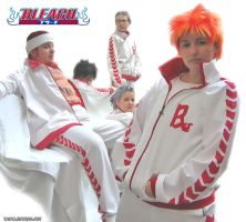 Bleach Cosplay: Chapter 155 by layann