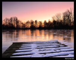 Frozen Lake by marschall196