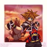 sora in a world by tailschao