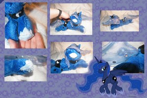 Luna Plush by zukori