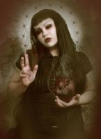 her lady of misery by rabidgirlscout