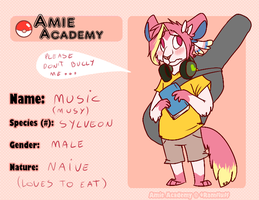 Amie Academy - Music by red-anteater