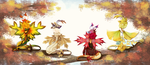 [Auction] Snoths: Fall Foliage (1/4 Open SETPRICE) by cepphiro
