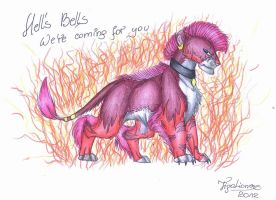 Hell's Bells by TigaLioness