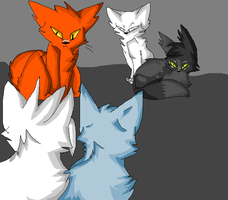 Starclan mets by Siver-69