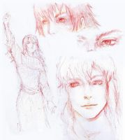 Berserk sketches by Aim2
