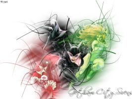 Gotham City Sirens by Anita255