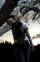 Cloud Strife Dissidia by GoddessOfValhalla