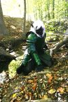 Drizzt Do'urden Ranger by LadyTwinkle