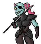 Undyne the Undying by TheNoodleGod2012
