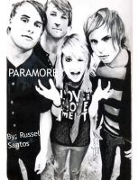 Paramore by RusselSantos