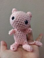 Mew Amigurumi by magical-chickens