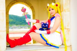 SailorMoon by mila-tiemy