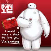 No need for Love Chip by Denuvyer
