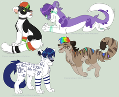 XKSilver Adopts by Kainaa