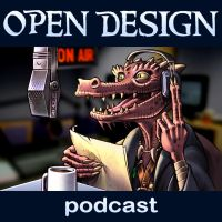 Open Design Podcast by D-MAC
