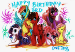 Happy Birthday! by RedApropos