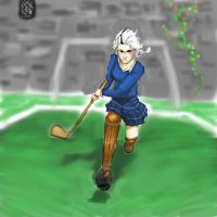 A Terror in Field Hockey by mjOboe