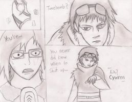 Naruto/Fallout Tale: TIMEBOMB IS THE COOLEST GUY! by MCab719