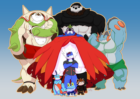 Founding Kalos Team By luxiayfull by brawl9977