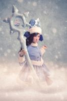 Snow - Winter Wonder Lulu by linnieepoo
