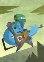 Rogue Trooper A4man by A4man