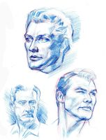 HEADS NOTES by AbdonJRomero