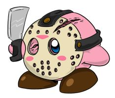Kirby Voorhees by ZZoMBiEXIII
