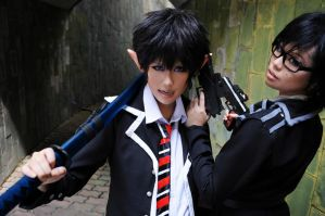 Ao No Exorcist IV by YAsuukun