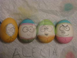 South park easter eggs by corazongirl