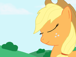 Applejack :D by TwopennyPenguin