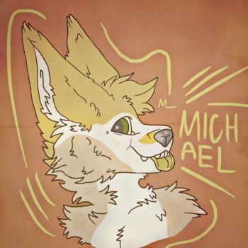 gift for michael with filters by lolbowserstudios