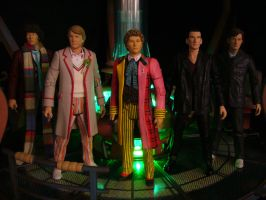 The Five Doctors by Police-Box-Traveler