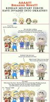 Military Problems by APH-Ukraina