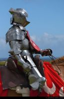 Jousting Knight by runique