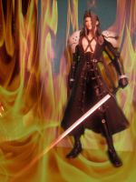 Sephiroth...nuff said by Areas0n4br0knwings
