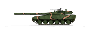 Type 110 Chinese Army by MacPaul