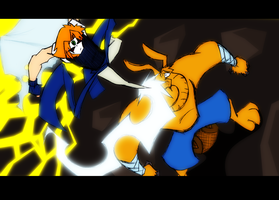 AFL: Vs. The Watchamacallit by theshadowranger