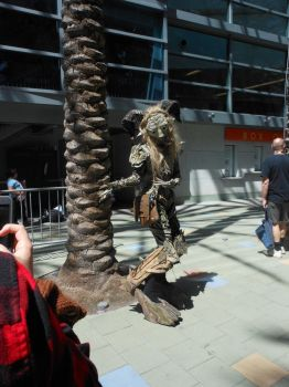 Wondercon 2017 , Pan's Labyrinth by DougSQ